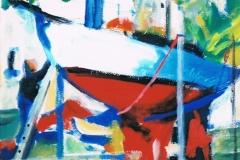 Boat at Villefranche-sur-Mer